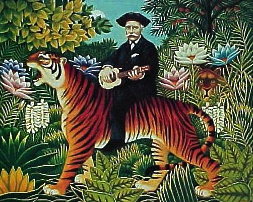 HenriRousseau - Version 2