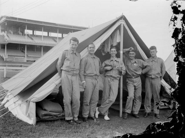USA Marines Ballarat 1943